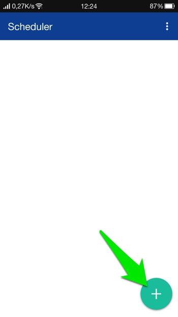 2 Cara Membuat Pesan Terjadwal Di Whatsapp Android 18