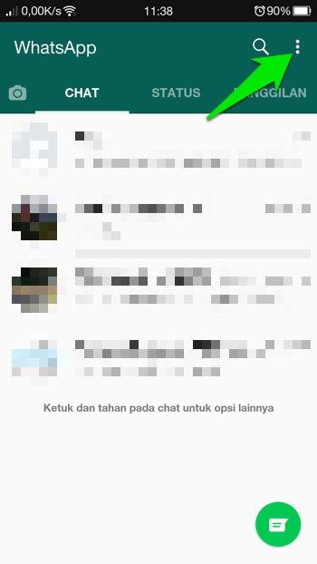 Beralih Dari Whatsapp Versi Resmi Ke Yowhatsapp Tanpa Kehilangan Chat 1