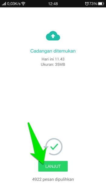 Beralih Dari Whatsapp Versi Resmi Ke Yowhatsapp Tanpa Kehilangan Chat 11