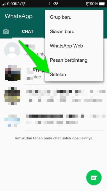 Beralih Dari Whatsapp Versi Resmi Ke Yowhatsapp Tanpa Kehilangan Chat 2