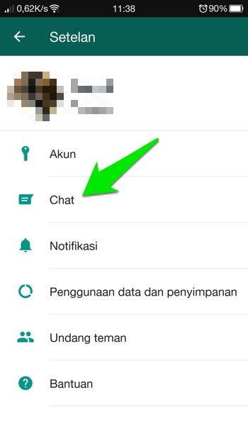 Beralih Dari Whatsapp Versi Resmi Ke Yowhatsapp Tanpa Kehilangan Chat 3