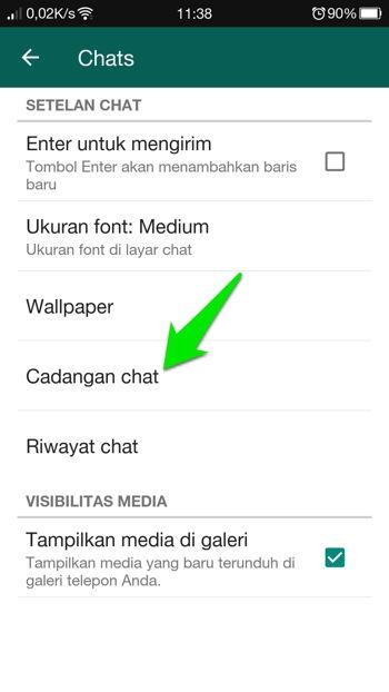 Beralih Dari Whatsapp Versi Resmi Ke Yowhatsapp Tanpa Kehilangan Chat 4