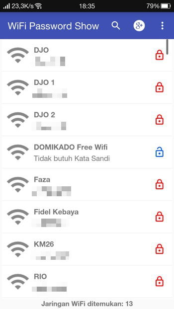 Cara Melihat Password Wi Fi Yang Tersimpan Di Android 15