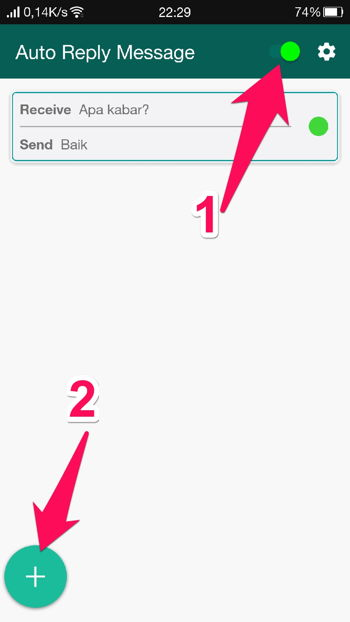 Fitur Auto Reply Message Gbwhatsapp 1