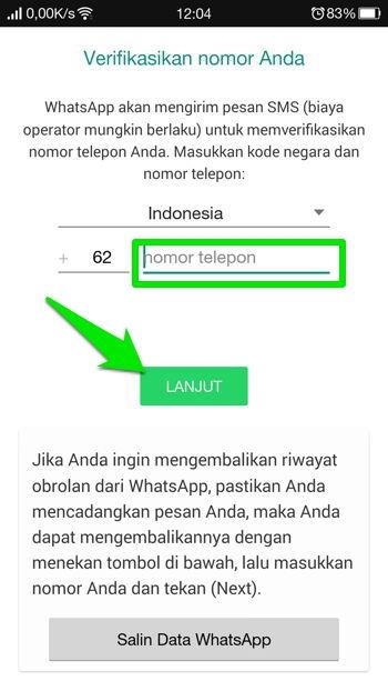 Panduan Instalasi Yowhatsapp 5