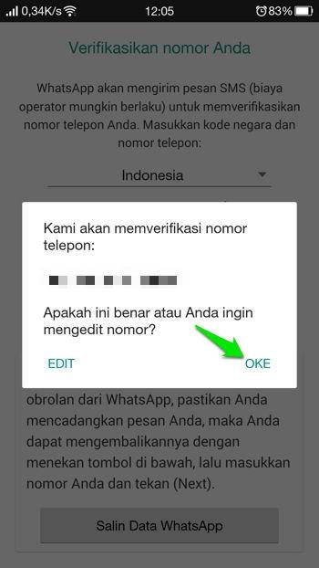 Panduan Instalasi Yowhatsapp 6