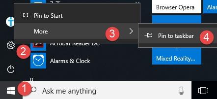 10 Cara Membuka Settings Di Windows 10 10