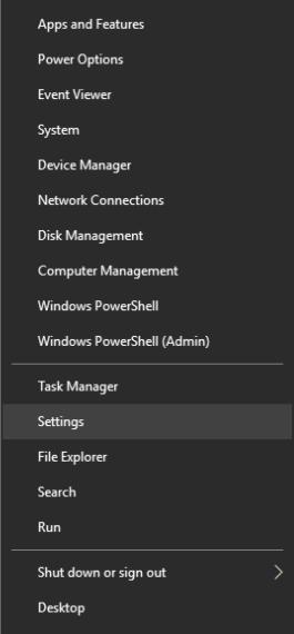 10 Cara Membuka Settings Di Windows 10 2