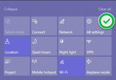 10 Cara Membuka Settings Di Windows 10 7