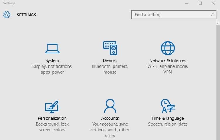 10 Cara Membuka Settings Di Windows 10 Cover