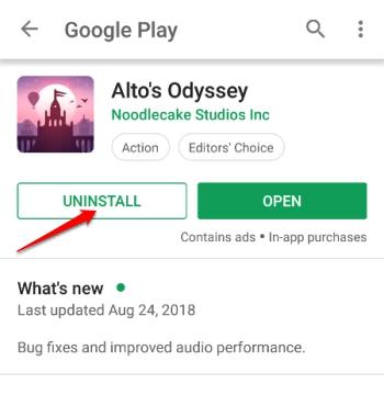 2 Cara Untuk Uninstall Aplikasi Di Android 4