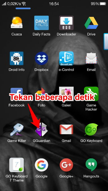 4 Cara Uninstall Aplikasi Di Android 2