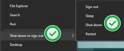 8 Cara Shut Down Atau Restart Di Windows 10 4