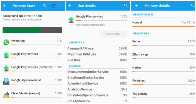 Aplikasi Untuk Memantau Kinerja Sistem Perangkat Android 11