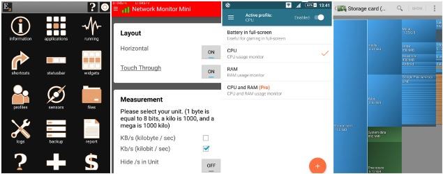 Aplikasi Untuk Memantau Kinerja Sistem Perangkat Android