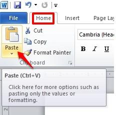 Belajar Dasar Dasar Penggunaan Teks Di Microsoft Word 2010 4