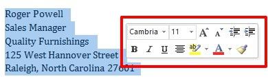 Belajar Dasar Dasar Penggunaan Teks Di Microsoft Word 2010 6