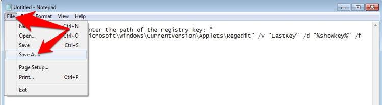 Cara Cepat Mengakses Key Registry Di Windows B