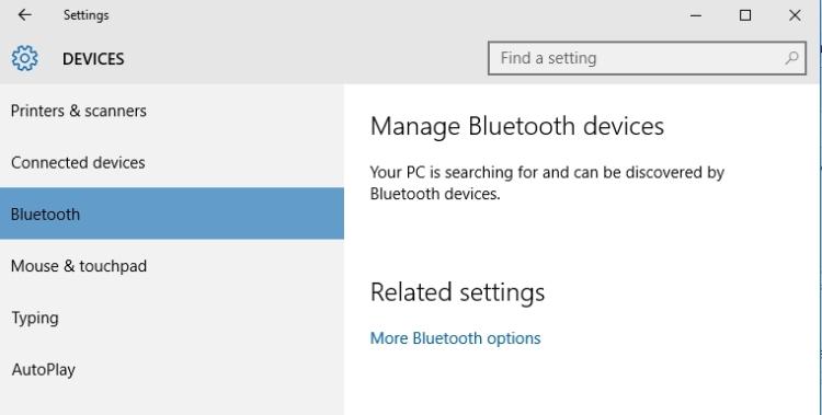 Cara Connect Ponsel Android Ke Pc Windows 10 Gunakan Bluetooth 1