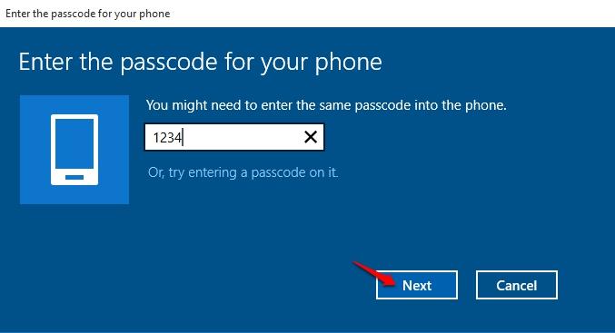 Cara Connect Ponsel Android Ke Pc Windows 10 Gunakan Bluetooth 4
