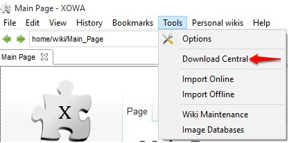 Cara Download Wikipedia Offline 3