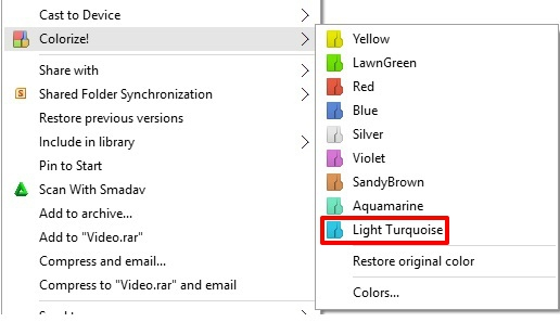 Cara Ganti Warna Folder Di Windows 6