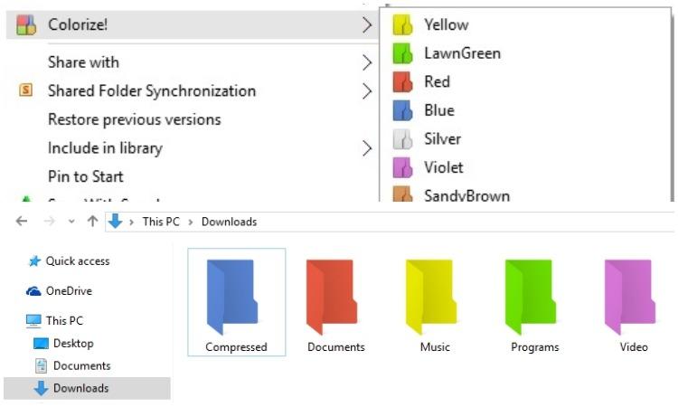 Cara Ganti Warna Folder Di Windows