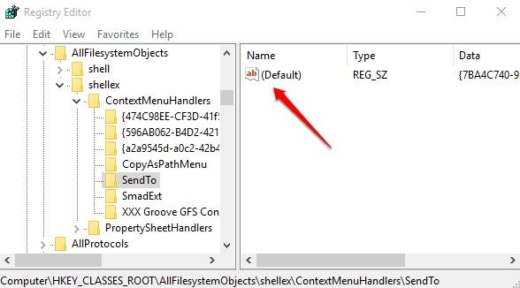Cara Hapus Opsi Send To Dari Menu Konteks Windows 2