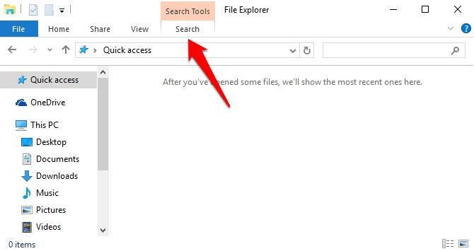 Cara Hapus Riwayat Pencarian Di File Explorer Windows