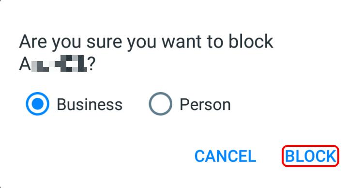 Cara Memblokir Nomor Di Android 1