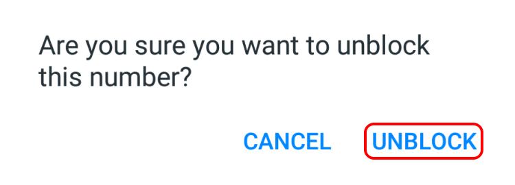 Cara Memblokir Nomor Di Android 8