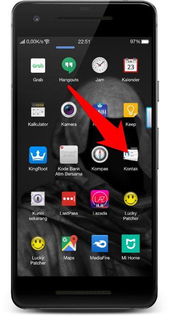 Cara Memblokir Panggilan Dan Pesan Teks (sms) Di Android 1