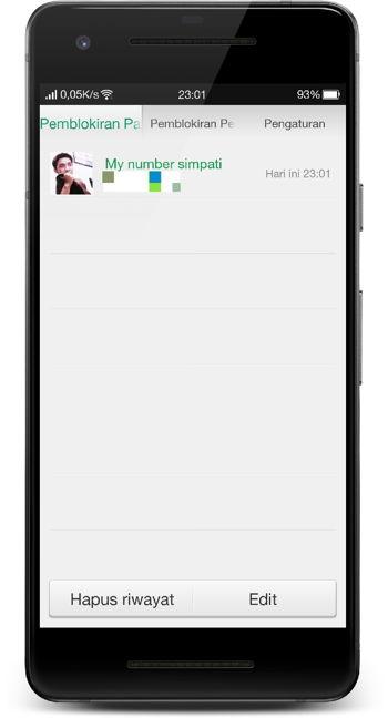 Cara Memblokir Panggilan Dan Pesan Teks (sms) Di Android 10