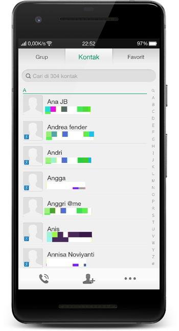 Cara Memblokir Panggilan Dan Pesan Teks (sms) Di Android 3