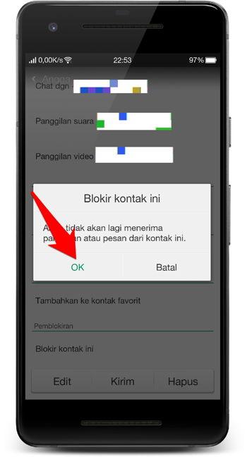 Cara Memblokir Panggilan Dan Pesan Teks (sms) Di Android 5
