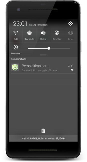 Cara Memblokir Panggilan Dan Pesan Teks (sms) Di Android 9