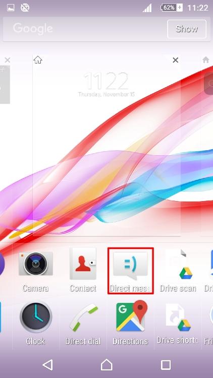 Cara Membuat Shortcut Untuk Fast Dial Atau Direct Message Di Android 6