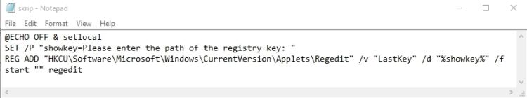 Cara Membuka Key Registry Windows 1