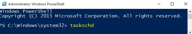 Cara Membuka Task Scheduler Di Windows 10 3