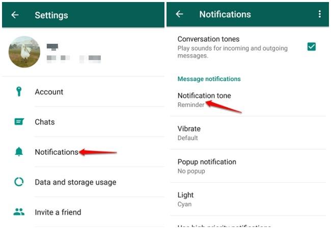 Cara Mengganti Suara Notifikasi Ponsel Android 8