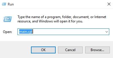 Cara Mengubah Kecepatan Double Klik Mouse Di Windows 10 1