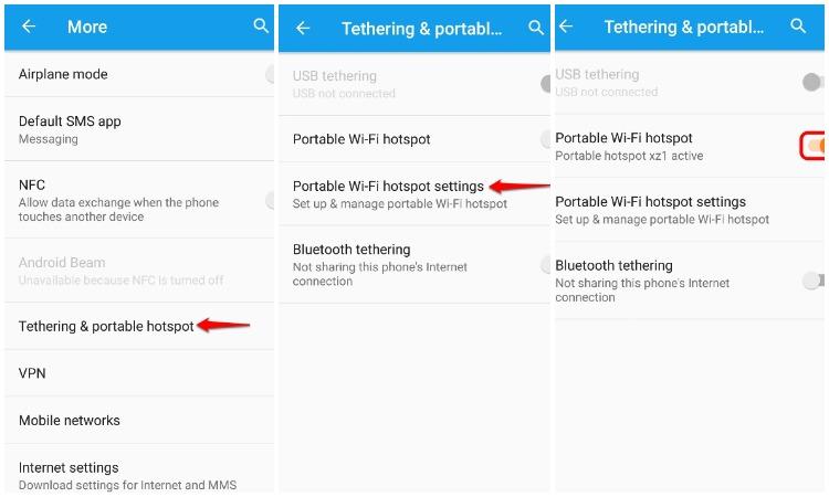 Cara Mengubah Ponsel Android Menjadi Wi Fi Hotspot 8