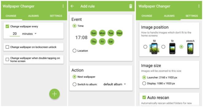 Cara Mengubah Wallpaper Secara Otomatis Di Android 1