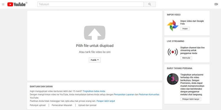 Cara Menjadi Youtube Yang Paling Ampuh 4