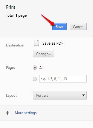 Cara Simpan Halaman Web Sebagai File Pdf Di Android Dan Windows 10