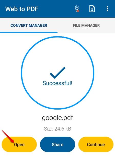 Cara Simpan Halaman Web Sebagai File Pdf Di Android Dan Windows 2