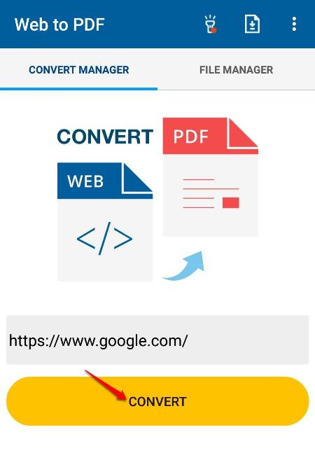 Cara Simpan Halaman Web Sebagai File Pdf Di Android Dan Windows 5