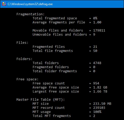 Cara Tambah Opsi Defragment Ke Menu Klik Kanan Drive Di Windows 9