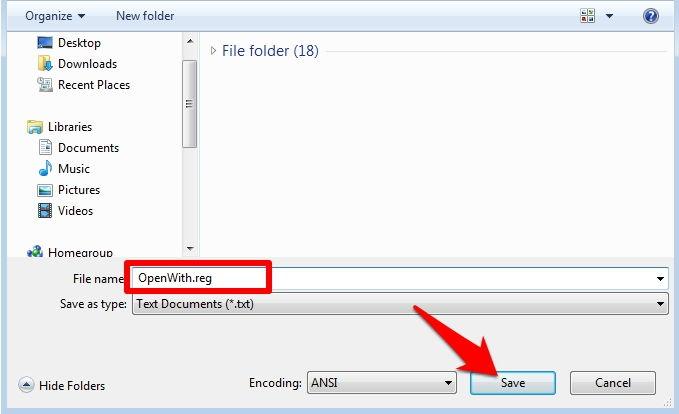 Tambahkan Opsi Open With Saat Menyeleksi Banyak File Di Windows C