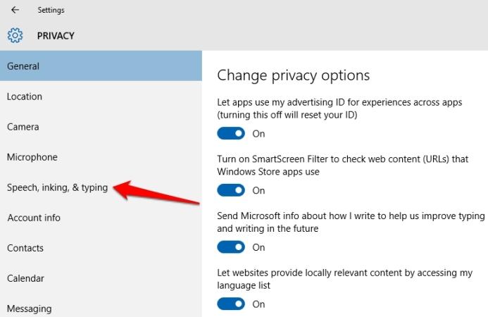Cara Membersihkan Riwayat Pencarian Cortana Windows 10 1
